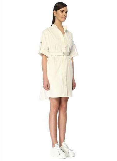 Yves Salomon Elbise Beyaz